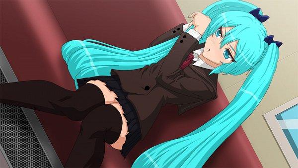 Tags: Anime, Pixiv Id 2227375, VOCALOID, Hatsune Miku