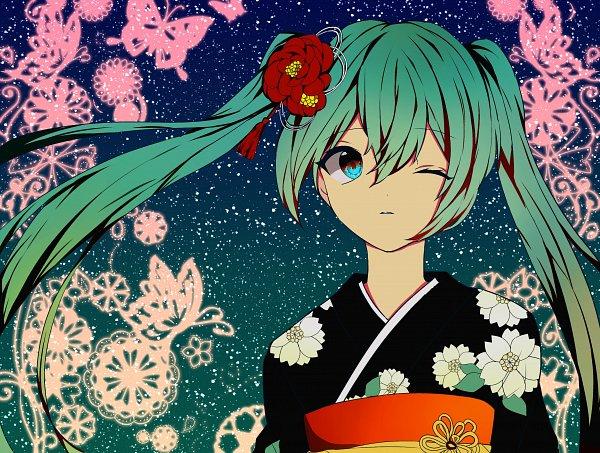 Tags: Anime, Pixiv Id 27916783, VOCALOID, Hatsune Miku