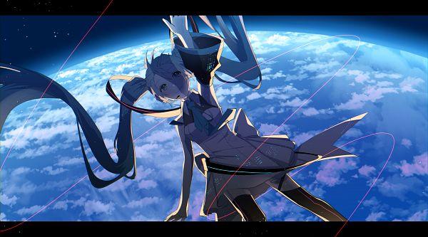 Tags: Anime, Pixiv Id 30650199, VOCALOID, Hatsune Miku, Fanart, Fanart From Pixiv, Pixiv