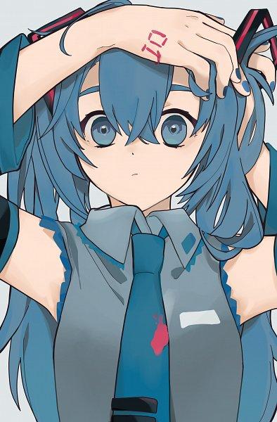 Tags: Anime, Pixiv Id 38369446, VOCALOID, Hatsune Miku