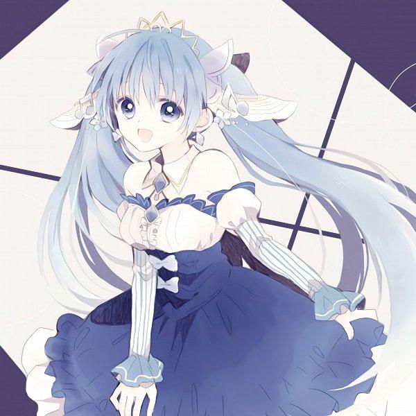Tags: Anime, An (Pixiv1170947), VOCALOID, Hatsune Miku, Yuki Design 2019, Yuki Design
