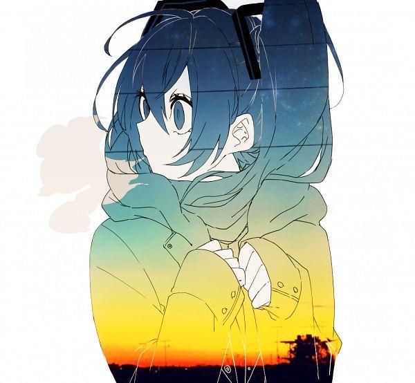 Tags: Anime, Pixiv Id 10903594, VOCALOID, Hatsune Miku, Fanart From Pixiv, Fanart, Photograph (Source), Pixiv