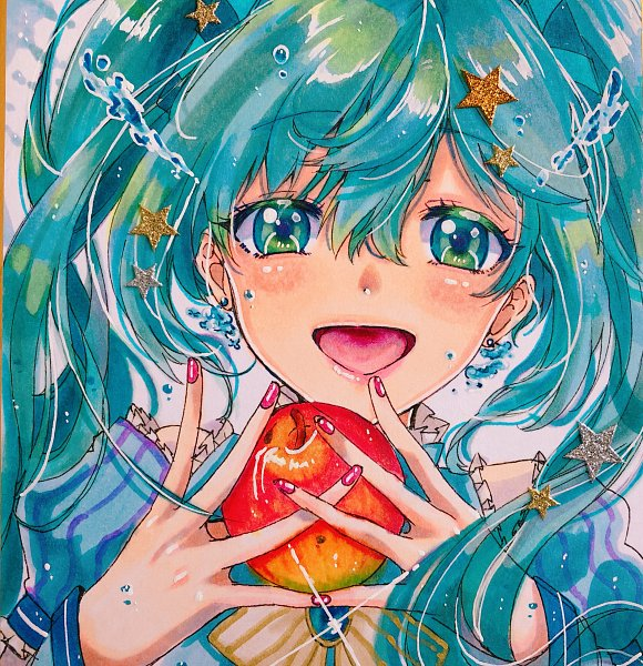 Tags: Anime, Pixiv Id 12216678, VOCALOID, Hatsune Miku
