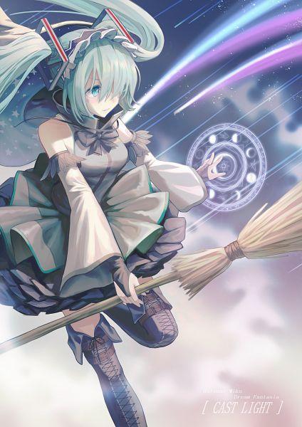 Tags: Anime, Pixiv Id 21171001, VOCALOID, Hatsune Miku