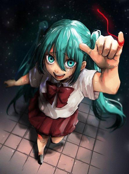 Tags: Anime, Pixiv Id 20752450, VOCALOID, Hatsune Miku, Fanart, Fanart From Pixiv, Pixiv