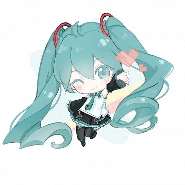 Tags: Anime, Pixiv Id 16107389, VOCALOID, Hatsune Miku