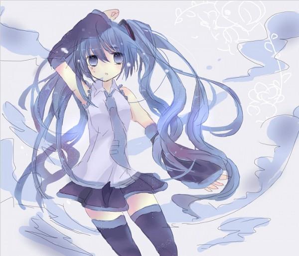 Tags: Anime, Kohaku Muro, VOCALOID, Hatsune Miku, Pixiv