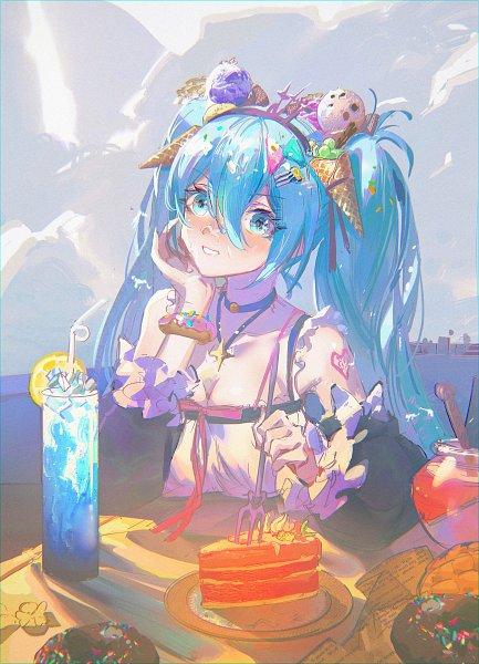 Tags: Anime, Pixiv Id 29535589, VOCALOID, Hatsune Miku