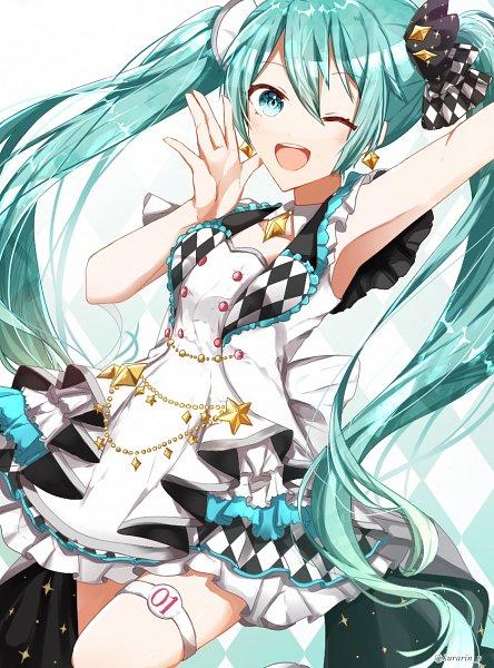 Tags: Anime, Pixiv Id 35105528, Project Sekai Colorful Stage! feat. Hatsune Miku, VOCALOID, Hatsune Miku, Pixiv, Fanart, Fanart From Pixiv