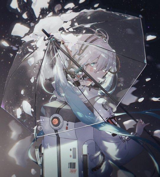 Tags: Anime, Konya666, VOCALOID, Hatsune Miku
