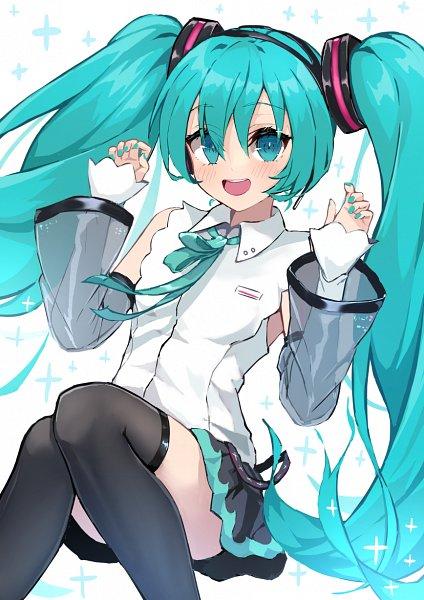 Tags: Anime, Pixiv Id 2765405, VOCALOID, Hatsune Miku, Piapro Studio Nt, Fanart, Fanart From Pixiv, Pixiv