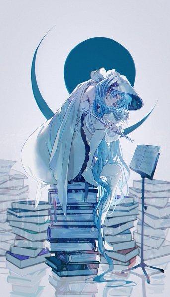 Tags: Anime, KANOSE, VOCALOID, Hatsune Miku, Twitter, Revision, Fanart, Fanart From Pixiv, Pixiv