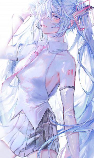 Tags: Anime, Pixiv Id 40982459, VOCALOID, Hatsune Miku, Fanart, Fanart From Pixiv, Pixiv