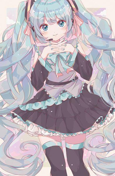 Tags: Anime, Pixiv Id 22965553, VOCALOID, Hatsune Miku, Fanart, Fanart From Pixiv, Pixiv