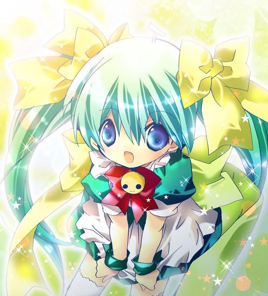 Tags: Anime, Koge-Donbo*, BROCCOLI, Di Gi Charat, VOCALOID, Hatsune Miku
