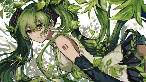 Tags: Anime, Pixiv Id 3718069, VOCALOID, Hatsune Miku, Fanart, Fanart From Pixiv, Pixiv