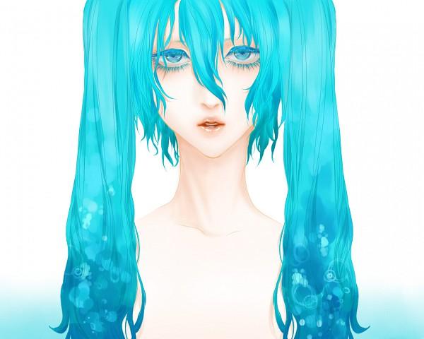 Tags: Anime, Erichika, VOCALOID, Hatsune Miku, Fanart From Pixiv, Fanart, Pixiv