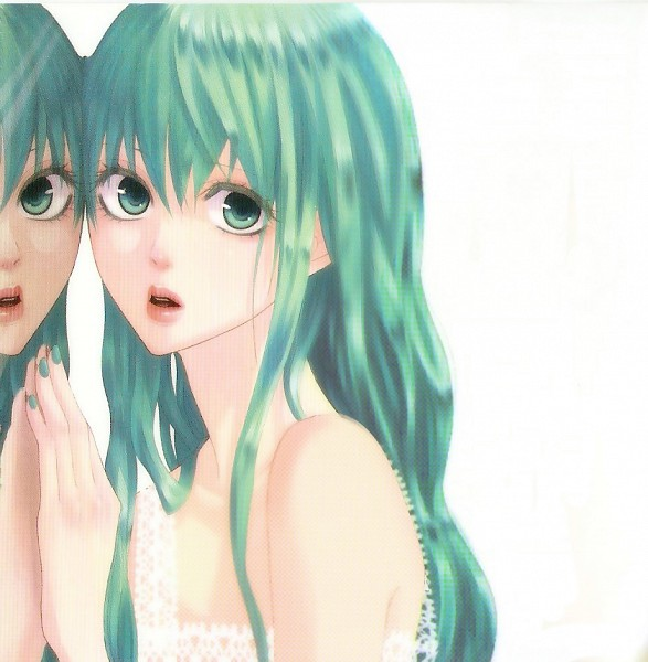 Tags: Anime, Yunomi, VOCALOID, Hatsune Miku, Peaceful