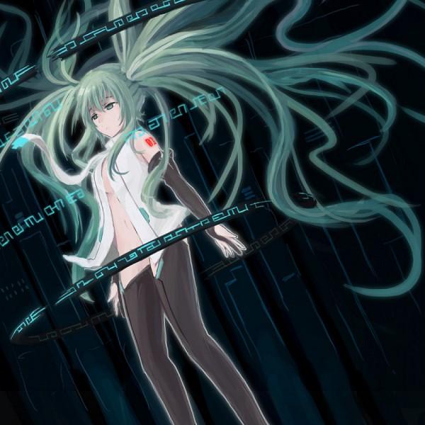 Tags: Anime, VOCALOID, Hatsune Miku, Append