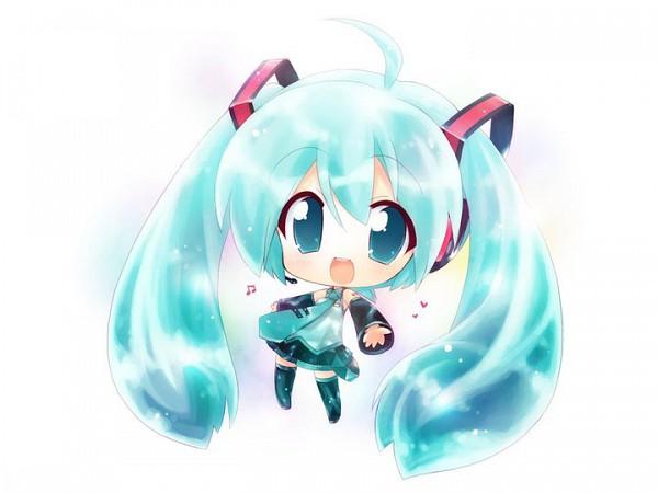 Tags: Anime, Hahifuhe, VOCALOID, Hatsune Miku