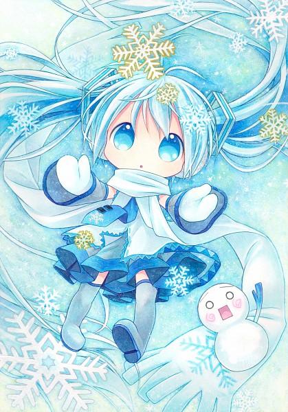 Tags: Anime, Kagami Leo, VOCALOID, Hatsune Miku, Beautiful Eyes, Mobile Wallpaper, Yuki Design, Fanart