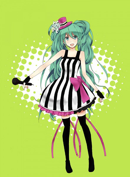 Tags: Anime, VOCALOID, Hatsune Miku