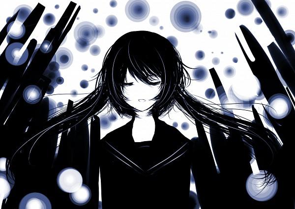 Tags: Anime, mirimo, VOCALOID, Hatsune Miku, Pixiv