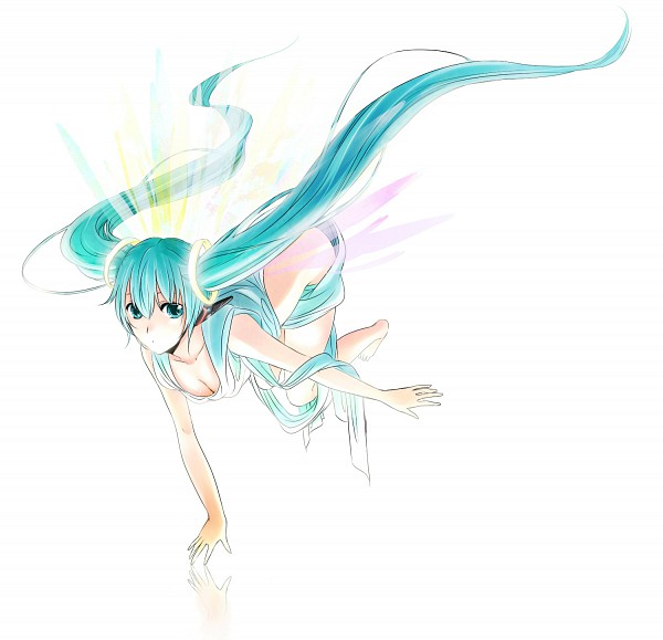 Tags: Anime, Pixiv Id 299970, VOCALOID, Hatsune Miku, Pixiv
