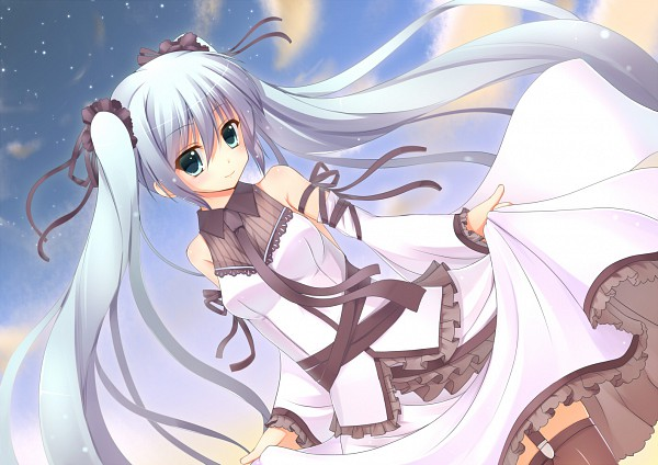 Tags: Anime, If (Asita), VOCALOID, Hatsune Miku, Fanart