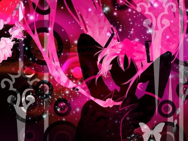 Tags: Anime, Akito01, VOCALOID, Hatsune Miku, Sakura Design, Piapro Illustrated, Pixiv