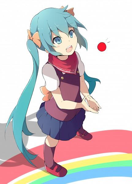 Tags: Anime, Ogipote, VOCALOID, Hatsune Miku, Mobile Wallpaper, Fanart, Pixiv