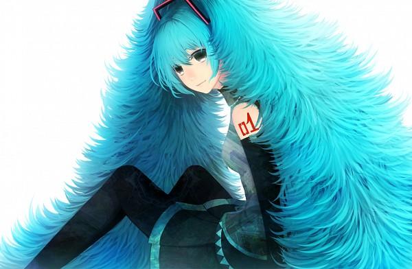 Tags: Anime, Sakimori, VOCALOID, Hatsune Miku, Fanart, Pixiv