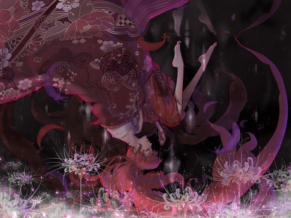 Tags: Anime, Pixiv Id 98539, VOCALOID, Hatsune Miku, Fanart, Pixiv