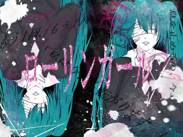 Tags: Anime, VOCALOID, Hatsune Miku, Rolling Girl