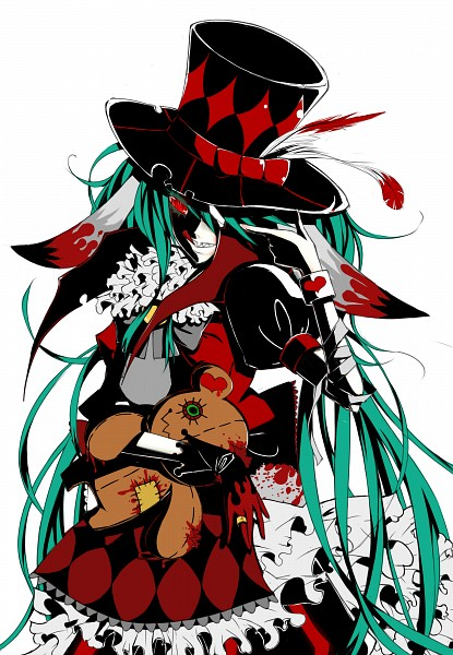 Tags: Anime, VOCALOID, Hatsune Miku, Mobile Wallpaper