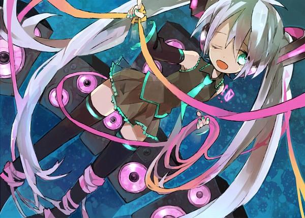 Tags: Anime, Soto, VOCALOID, Hatsune Miku