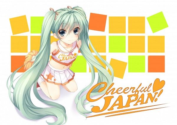 Tags: Anime, If (Asita), VOCALOID, Hatsune Miku, Cheerful JAPAN, Pixiv