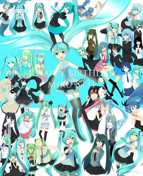 Tags: Anime, Achiki, Project DIVA F, VOCALOID, Hachune Miku, Hatsune Miku, Magnet, *Hello Planet。, Top Secret, Yuki Design, World is Mine, Nisoku Hokou, Hidoor Utopia