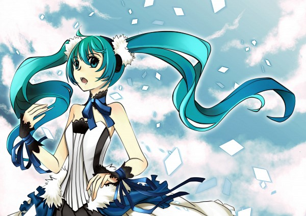 Tags: Anime, Pixiv Id 1574913, 7th Dragon 2020, Project DIVA Extend, VOCALOID, Hatsune Miku, Pixiv, Project DIVA Type2020