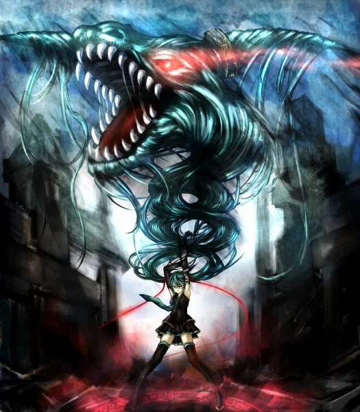 Tags: Anime, Eiji, SEGA, Bayonetta, VOCALOID, Hatsune Miku