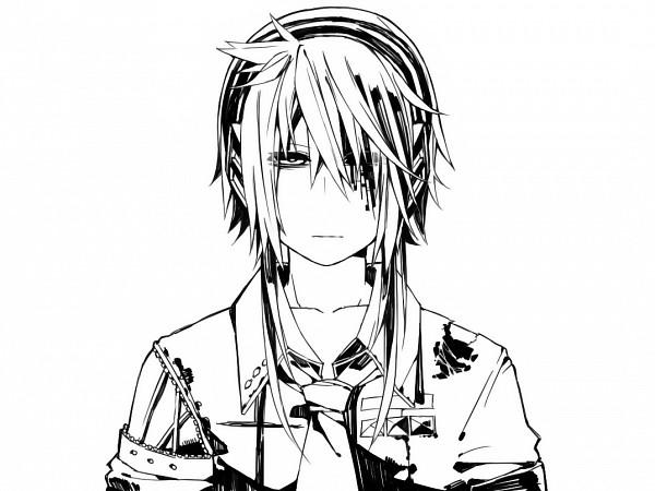 Tags: Anime, Inazumrai, VOCALOID, Hatsune Mikuo, Pixiv, Fanart
