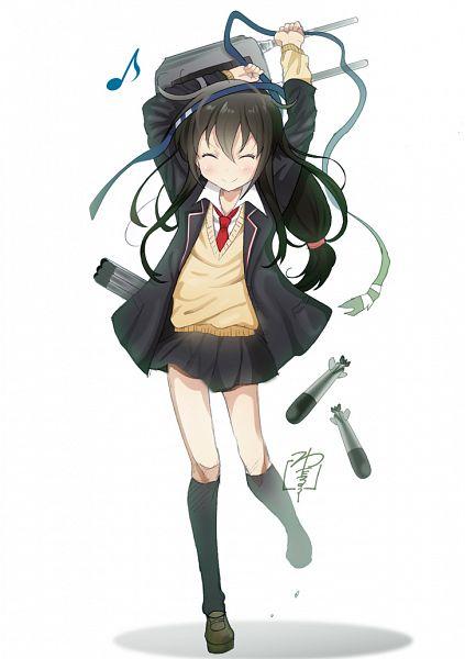 Tags: Anime, Yamasaki Wataru, Kantai Collection, Hatsushimo (Kantai Collection)