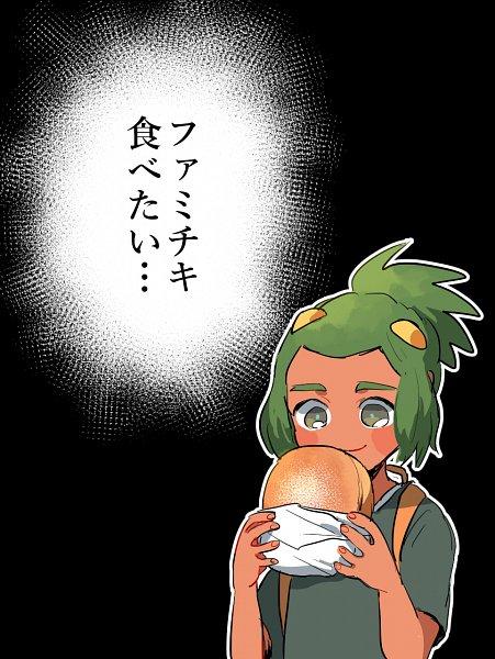 Tags: Anime, Pixiv Id 18377048, Pokémon Sun & Moon, Pokémon, Hau (Pokémon), Pixiv, Mobile Wallpaper, Fanart, Fanart From Pixiv