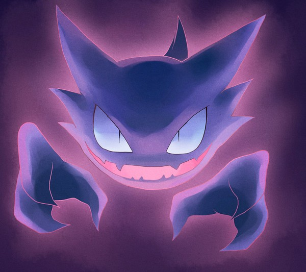 Haunter - Pokémon