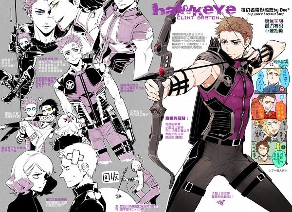 Hawkeye (Character) - Marvel