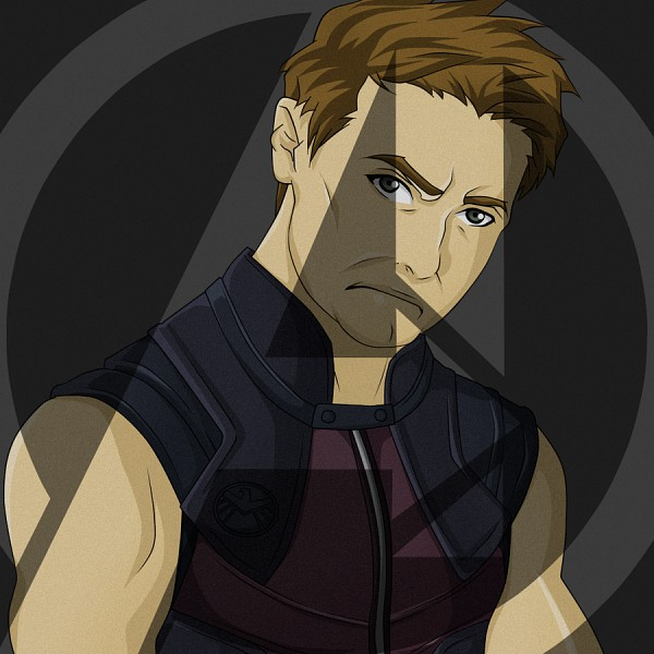 Tags: Anime, The Avengers, Hawkeye (Character), Marvel