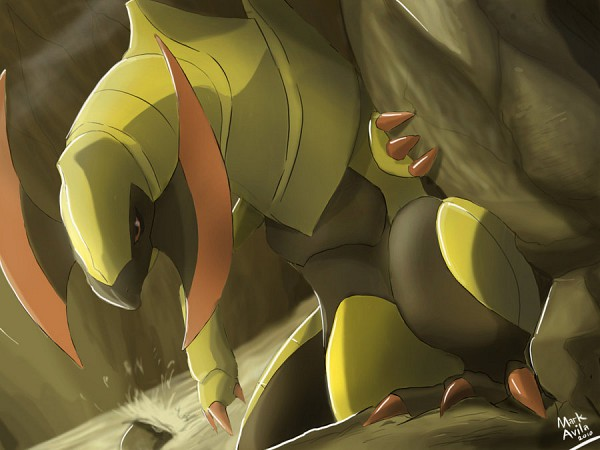 Tags: Anime, Pokémon, Haxorus