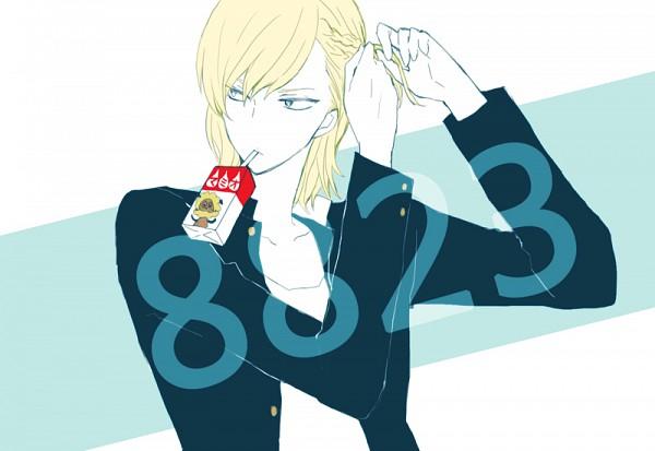 Tags: Anime, Pixiv Id 112780, Sakamoto desu ga?, Hayabusa Shou, Fanart, Fanart From Pixiv, Pixiv