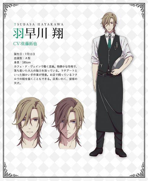 Hayakawa Tsubasa - Butlers: Chitose Momotose Monogatari