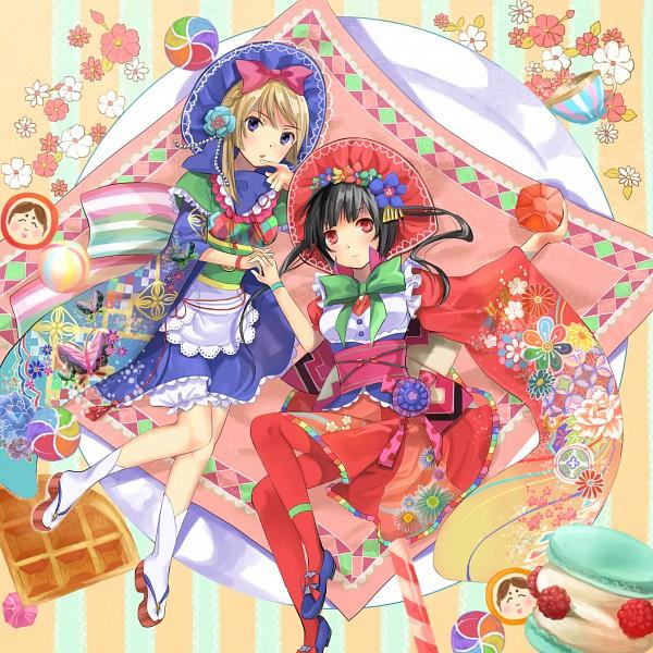 Tags: Anime, Hayama Eishi, Pixiv, Original